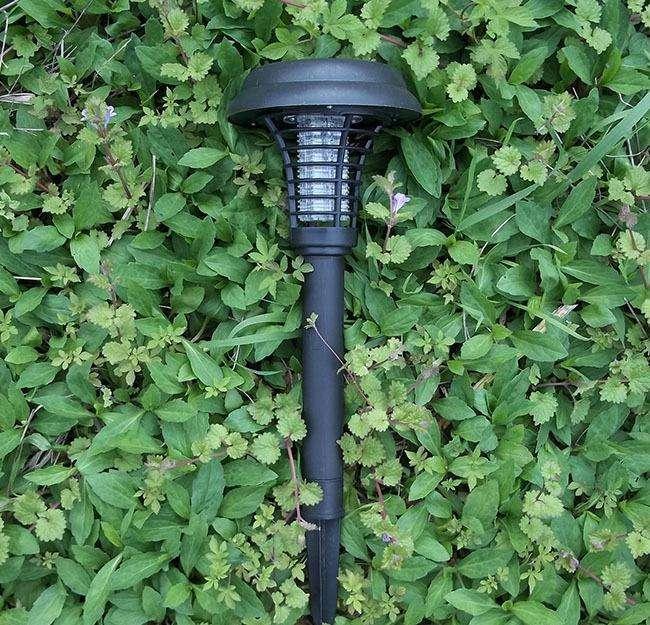 户外灭蚊灯
